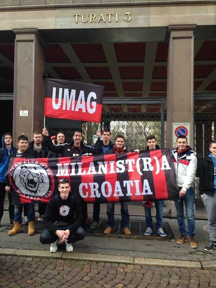 Milan Club Istria