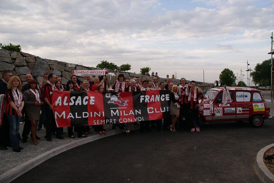 milan club alsace