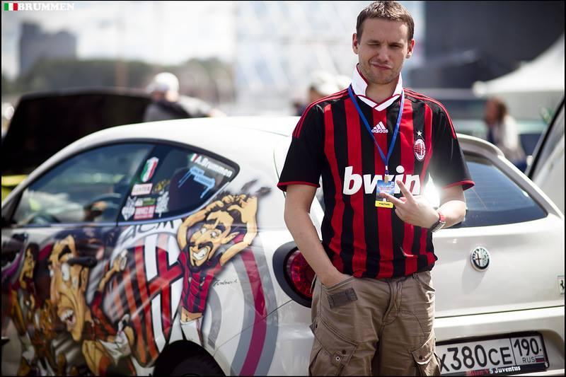 Milan Club Russia