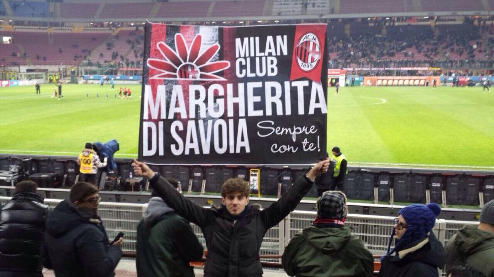MIlan Club Margherita di Savoia